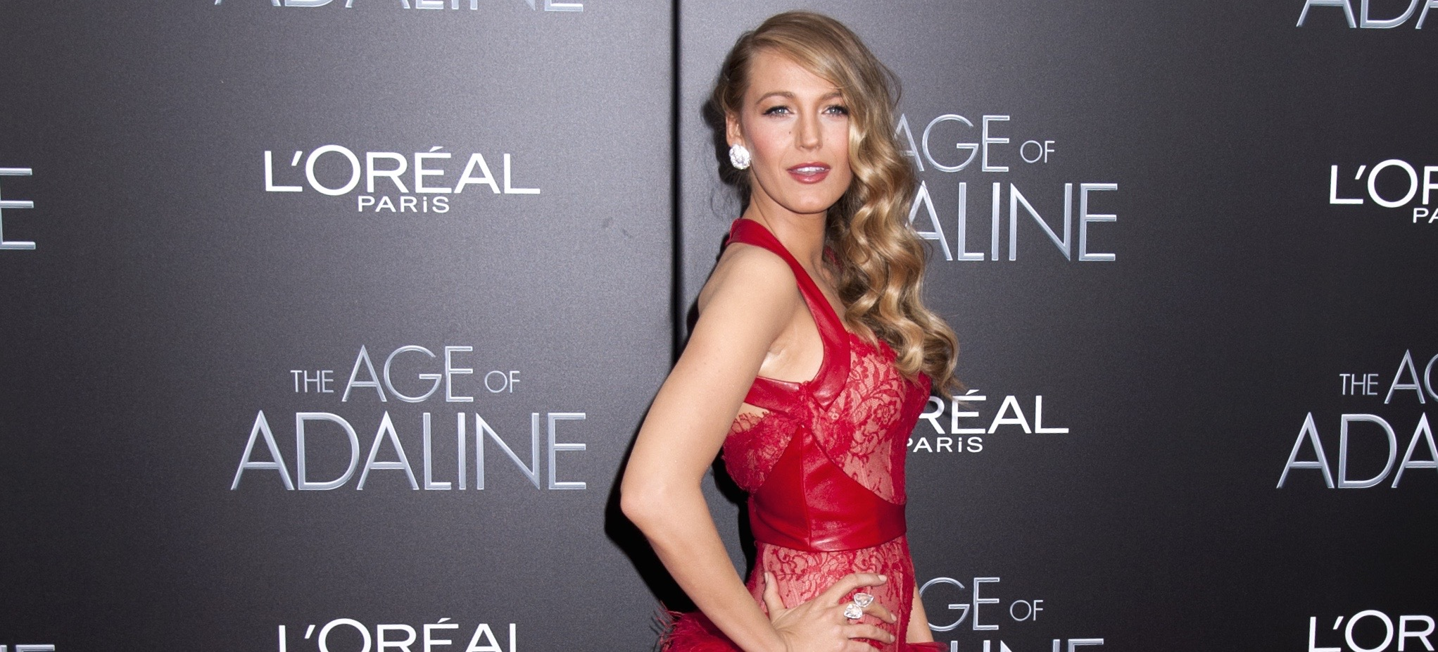 Blake Lively Doesn't Look Like This Anymore