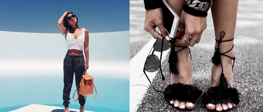 The Crazy Way Fashion Bloggers Edit Their Instagrams