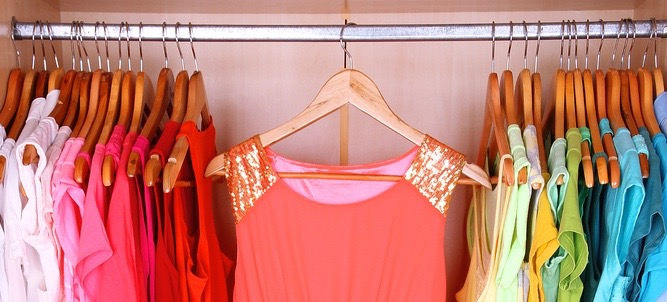 7 Easy Ways To Make More Space In Your Closet Now