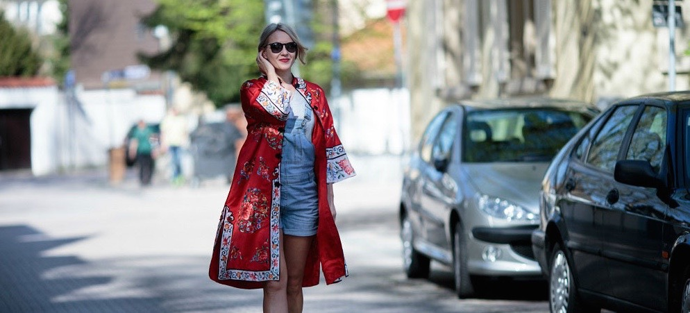 "Wearing a Robe in Public is Finally a ""Do"""