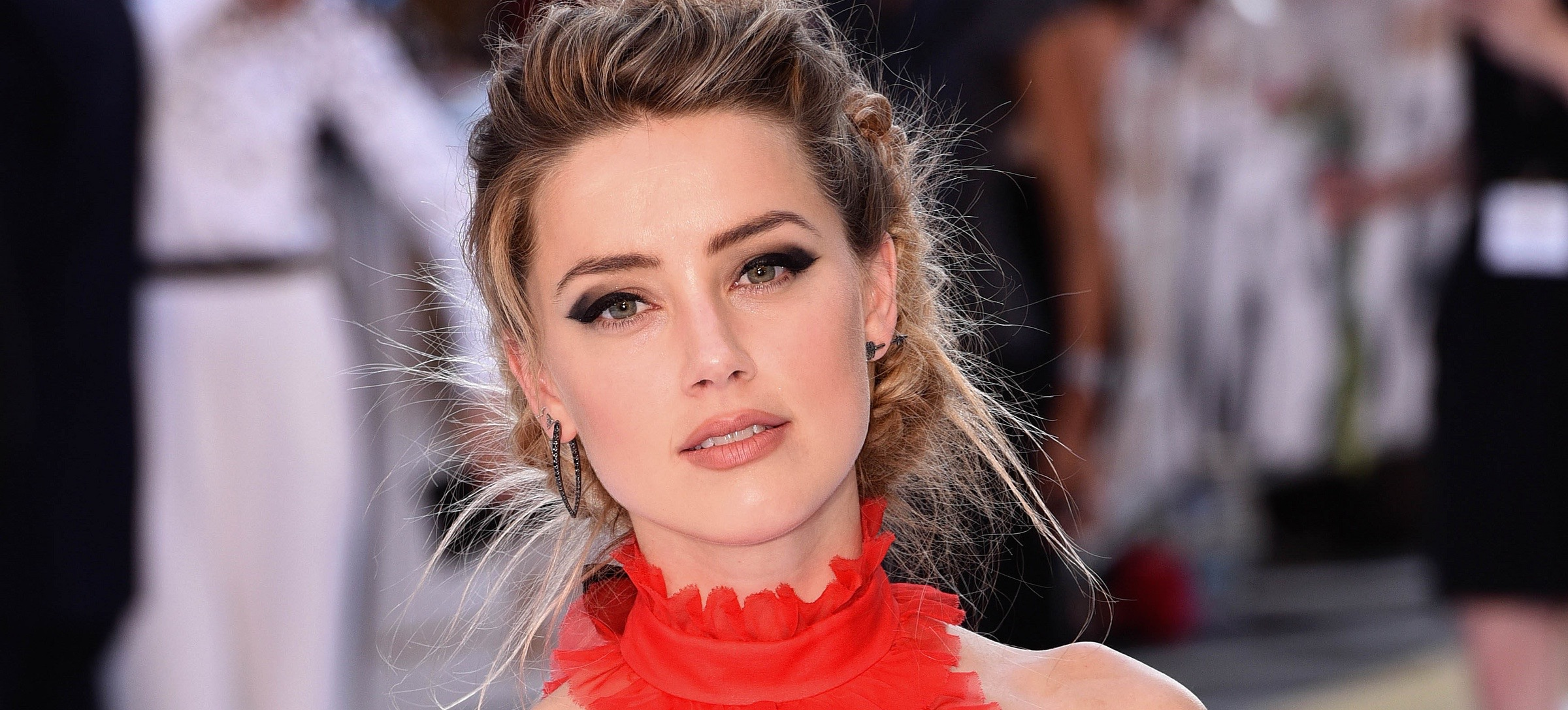 5 Fun Braid, Bun, and Blowout Ideas, Courtesy of Amber Heard