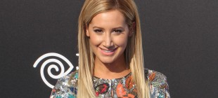 Ashley Tisdale On Eating Clean, Her Beauty Routine, and More
