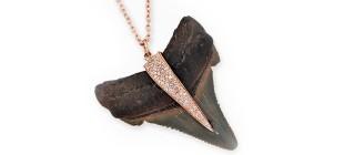 Shark-Tooth Jewelry: How Fashion Girls Celebrate Shark Week