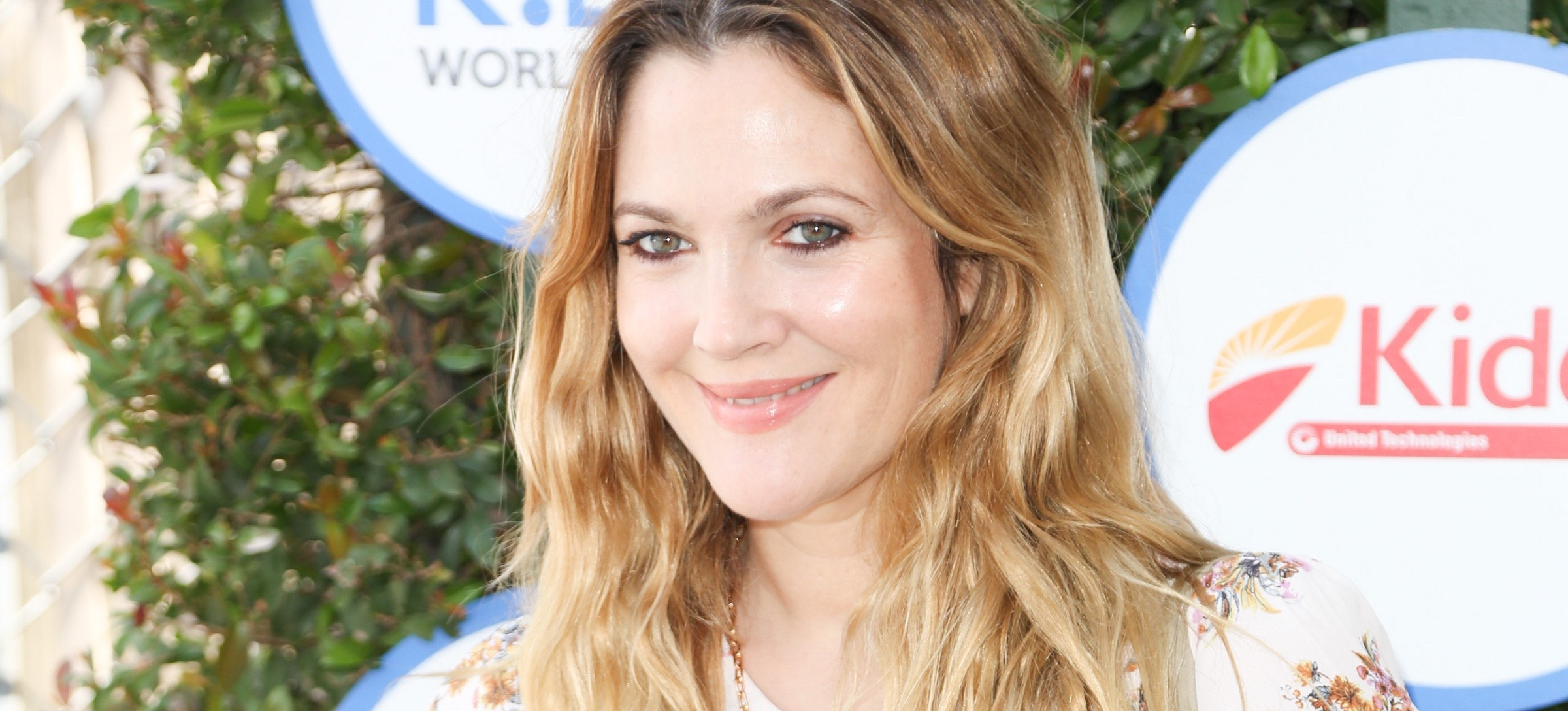 Drew Barrymore On Her Makeup Line, And What She Tells Her Daughters RE: Beauty