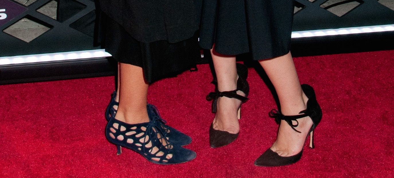 The Red Carpet Shoes Celebs Can't Live Without