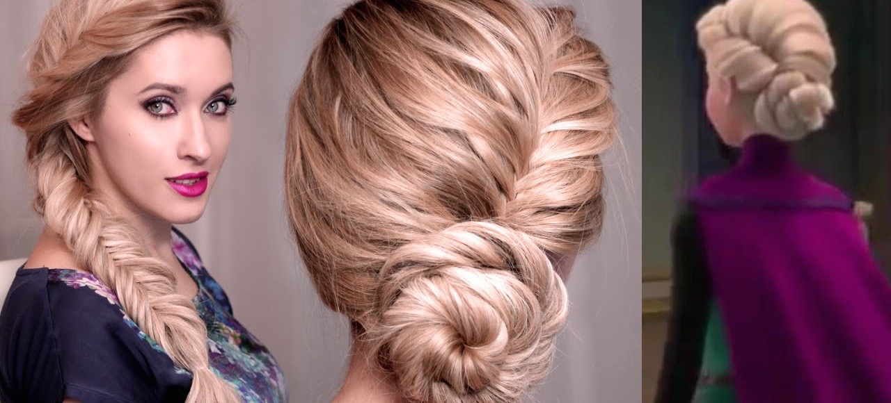 Master 3 Elsa-Inspired Braids In 6 Minutes
