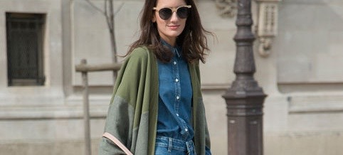 50 New Ways to Wear Denim This Fall