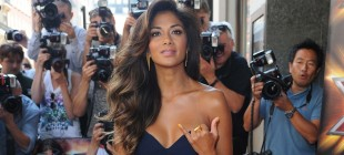 Nicole Scherzinger Talks Beauty Go-Tos, Pressed Juices, and Pepperoni
