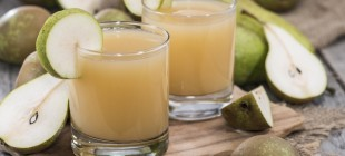 Is Pear Juice the New Hangover Cure?