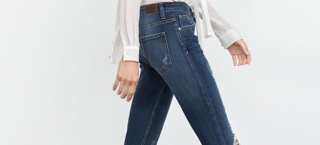7 Pairs of Under $50 Jeans You Won't Believe Came From Zara