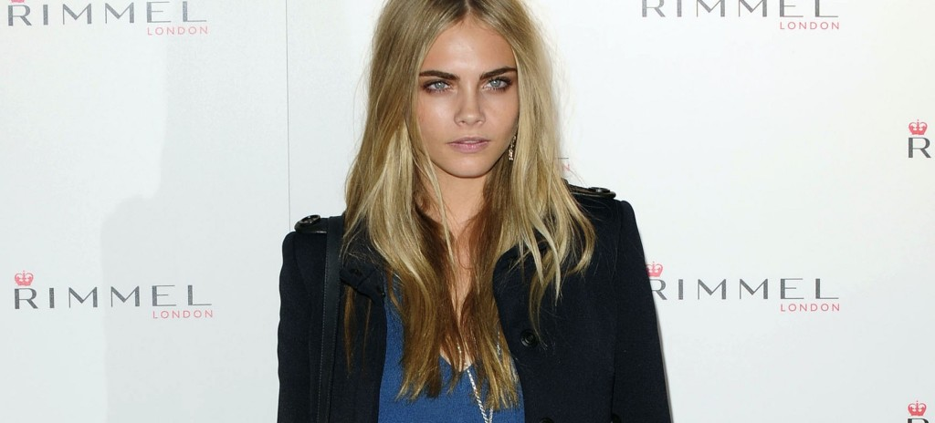 Cara Delevingne On How Modeling Gave Her Major Body Image Issues
