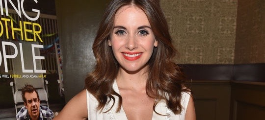 Alison Brie's Adorable Idea That'll Up Your Lipstick Game