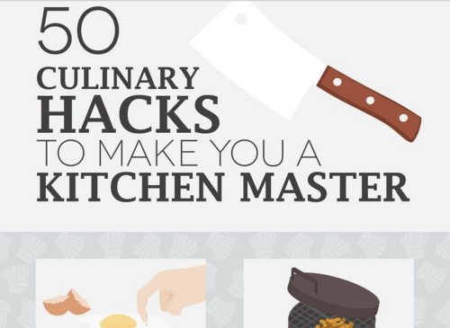 culinary hacks