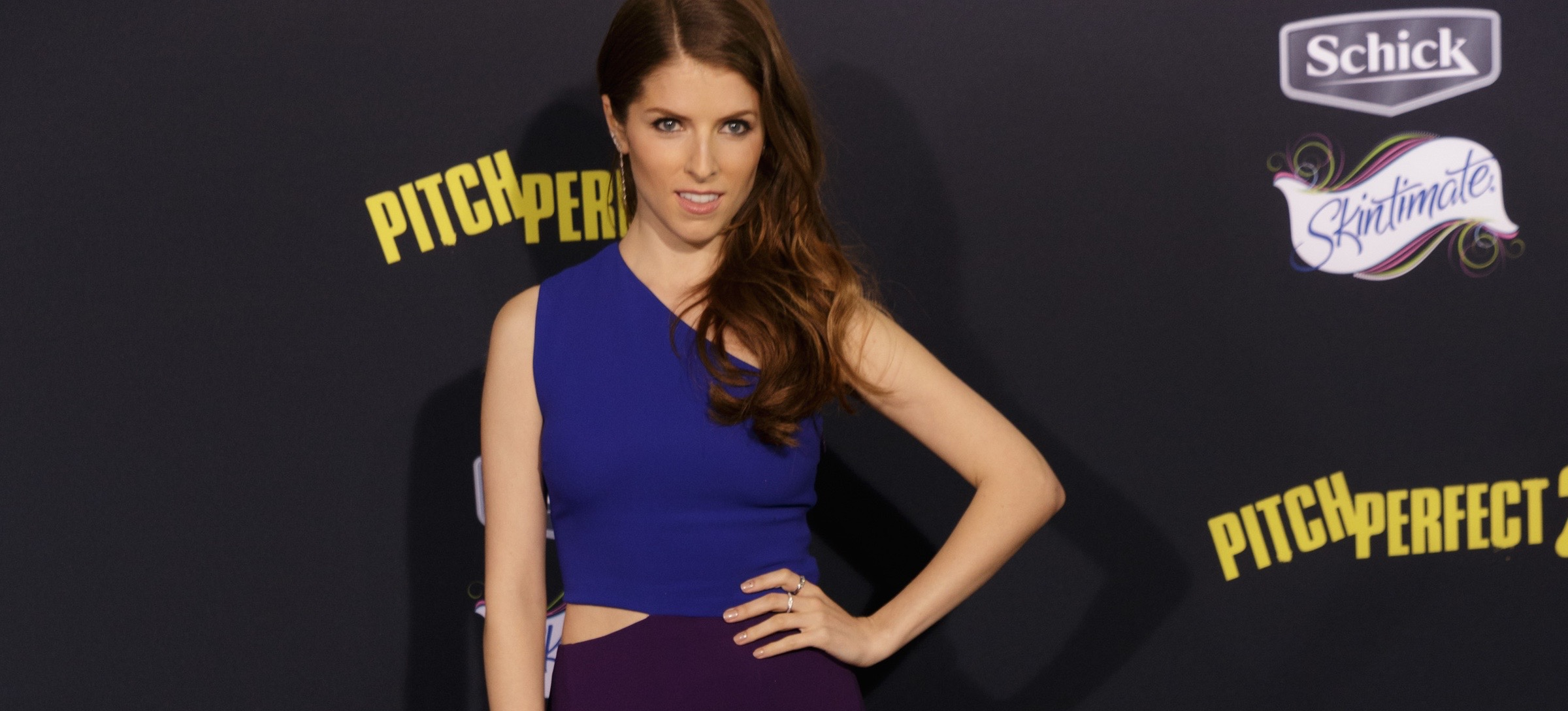 Anna Kendrick's Short-Girl Style Tip