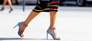 "All Of The ""It"" Shoes Seen At New York Fashion Week"