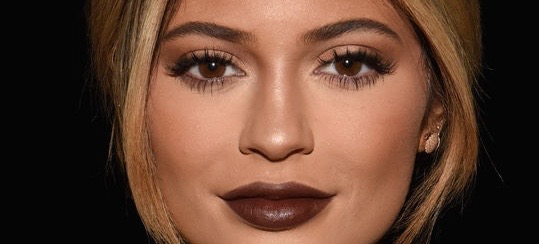 Kylie Jenner In The Most Anticipated Shade In Her Lip Kit