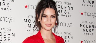 "Kendall Jenner On Her Love For Neutrals, Her ""Gross"" Flying Habit, And More"