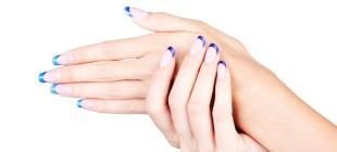 The Comeback Of The French Manicure?