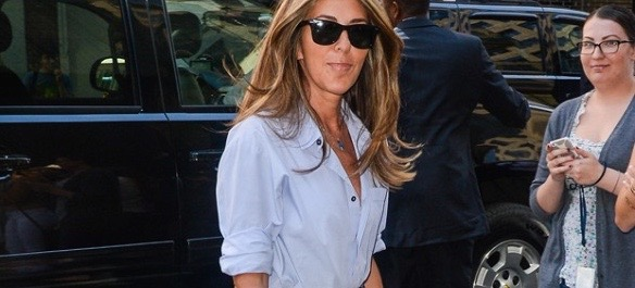 Nina Garcia's Secret To Pulling Off Your Signature Look
