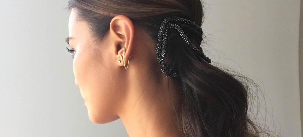 We're Freaking Out Over Jamie Chung's Jewelry-Adorned Braid