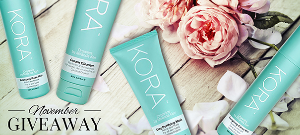 Kora Organics Skincare Kit