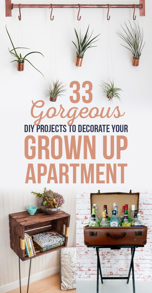 diy apartment