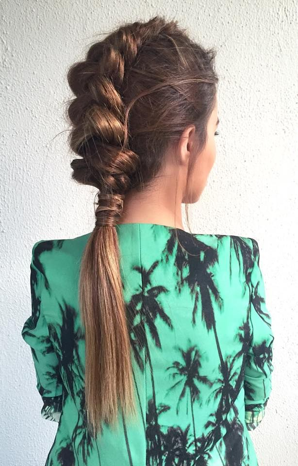 hairstyle updo