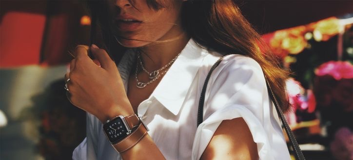 The Apple Watch Hermès Collection Hits Stores TODAY