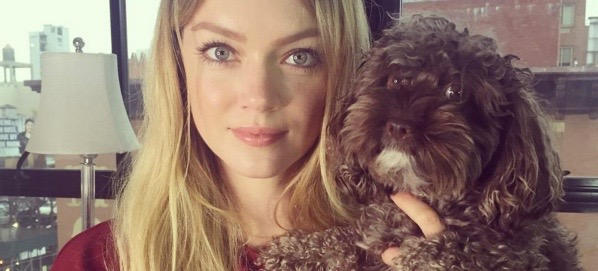 VS Model Lindsay Ellingson On Drinking Warm Water, Morning Routines, And More