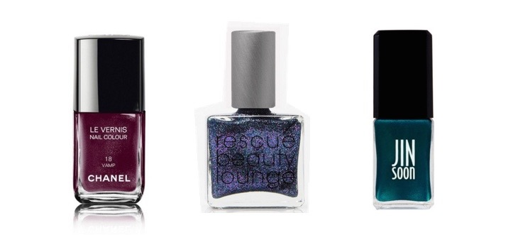 10 Unexpected Dark Fall Nail Polishes That Are Better Than Black