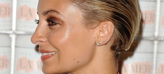 Nicole Richie's Glowing Skin Secret