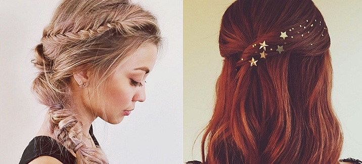 Holiday Hairstyles So Good You'll Wish It Was December