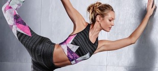 The Exact Moves Victoria's Secret Models Use To Prep Their Bodies For The Big Show