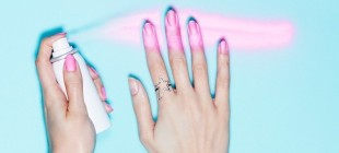 Um, What?! A Spray On Nail Polish Now Exists