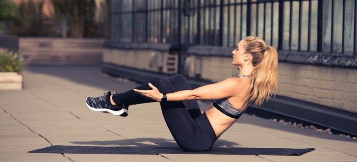 How To Get Better Abs While Lying Down