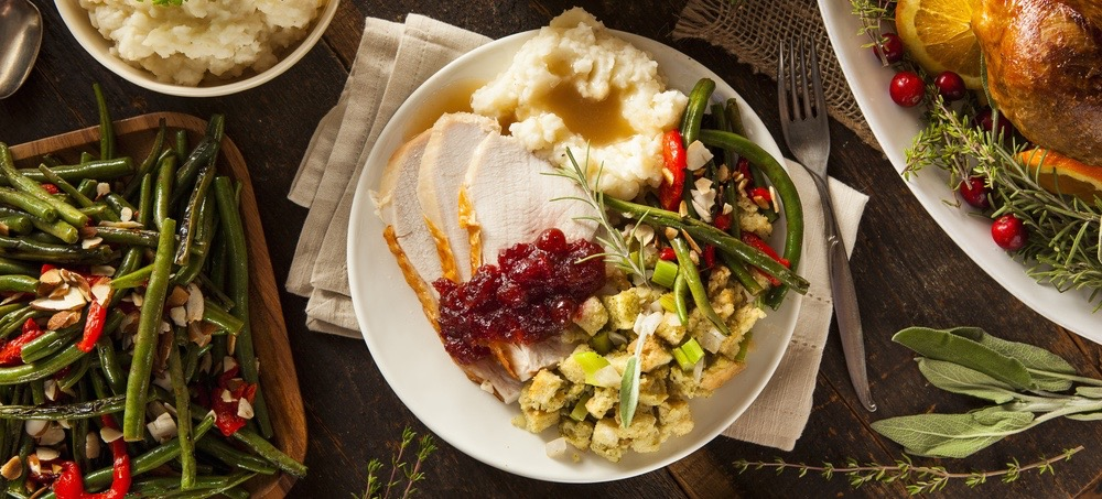 The Surprising Health Benefits Of Your Thanksgiving Favorites