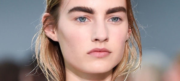 What Guys Really Think About Bold Brows, Dark Lips, And Other Spring '16 Trends
