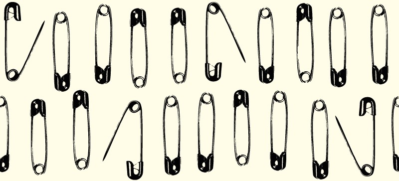 5 Things You Didn't Know You Could Do With A Safety Pin