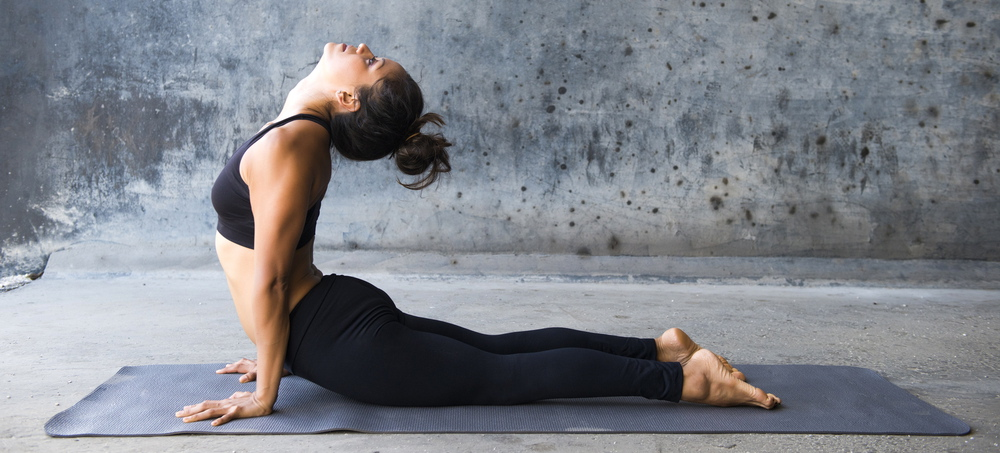 Stress-Relieving Yoga Poses To Unwind From The Holidays