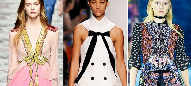 12 Must-Know Spring 2016 Fashion Trends