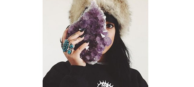 The Hoodwitch: Meet Instagram's Far-Out Beauty Guru