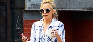 Where Practically Every Celeb Buys Plaid Button-Down Shirts