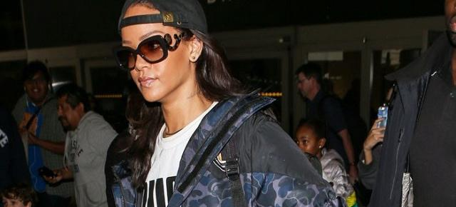 The Cool Way To Style Uggs, According To Rihanna