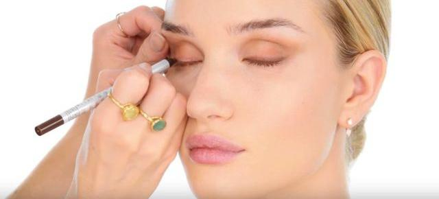 Video: How To Get Rosie Huntington Whiteley's Golden Look, By Lisa Eldridge