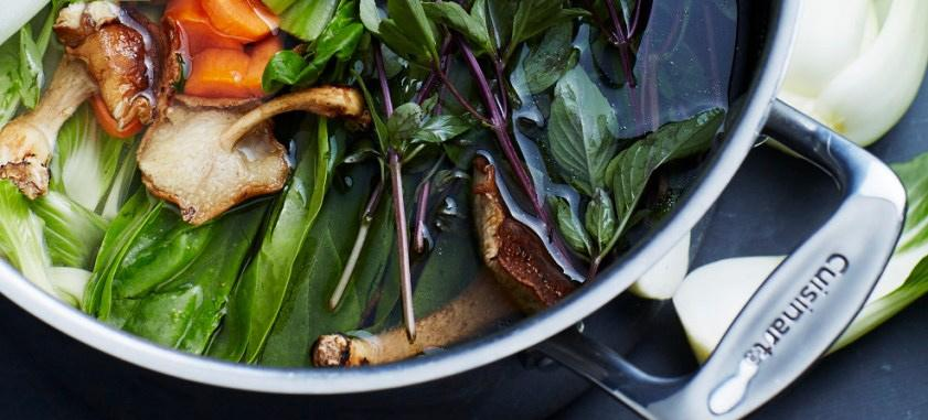 Vegan Bone Broth: Here's How To Make It