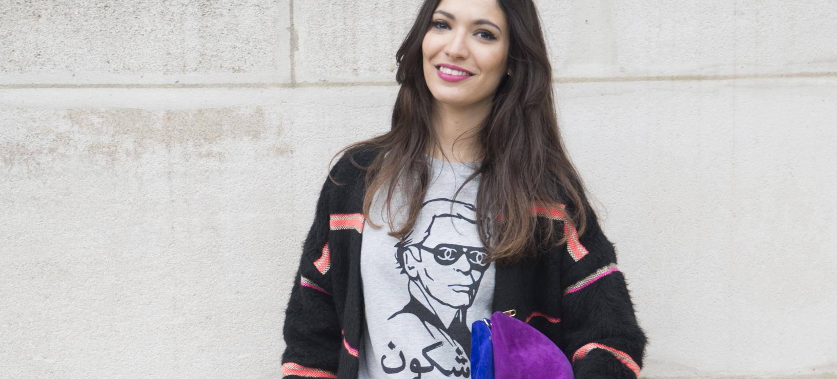 25 Street Style Stars Killing The Sweatshirt Trend