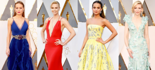 The 2016 Oscars: Fashion, Beauty, Instagram, And More