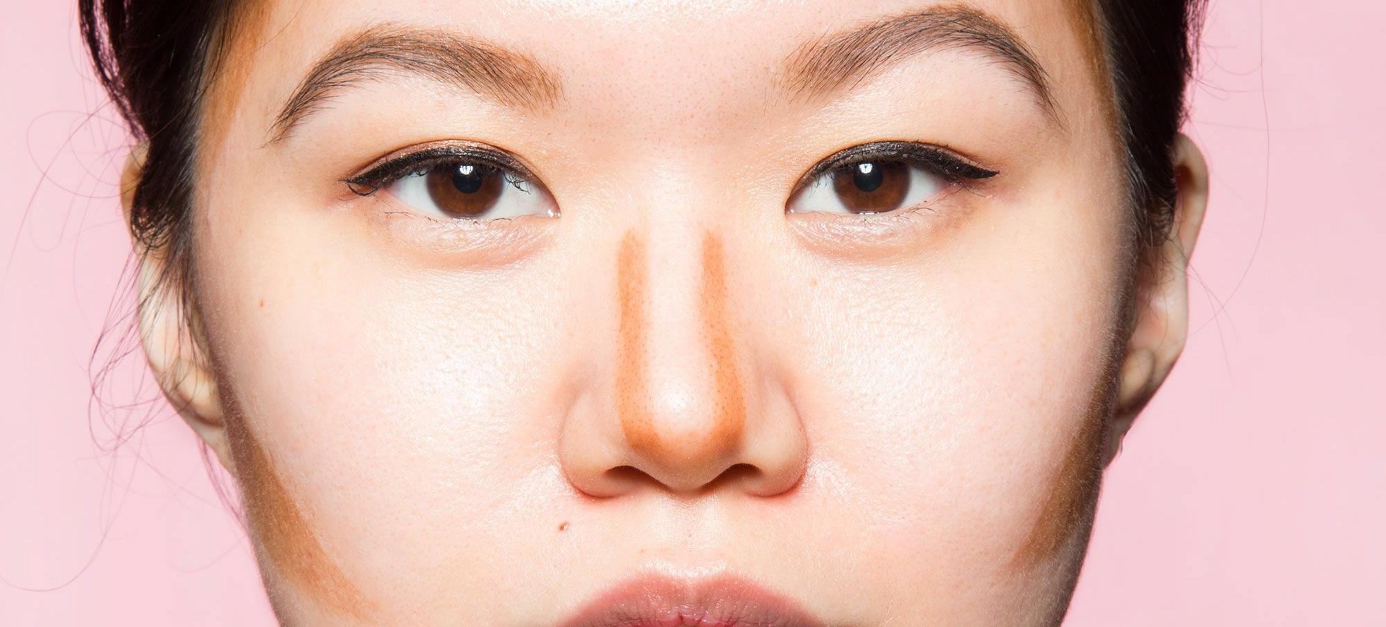 What Happens When You Semipermanently Contour Your Face