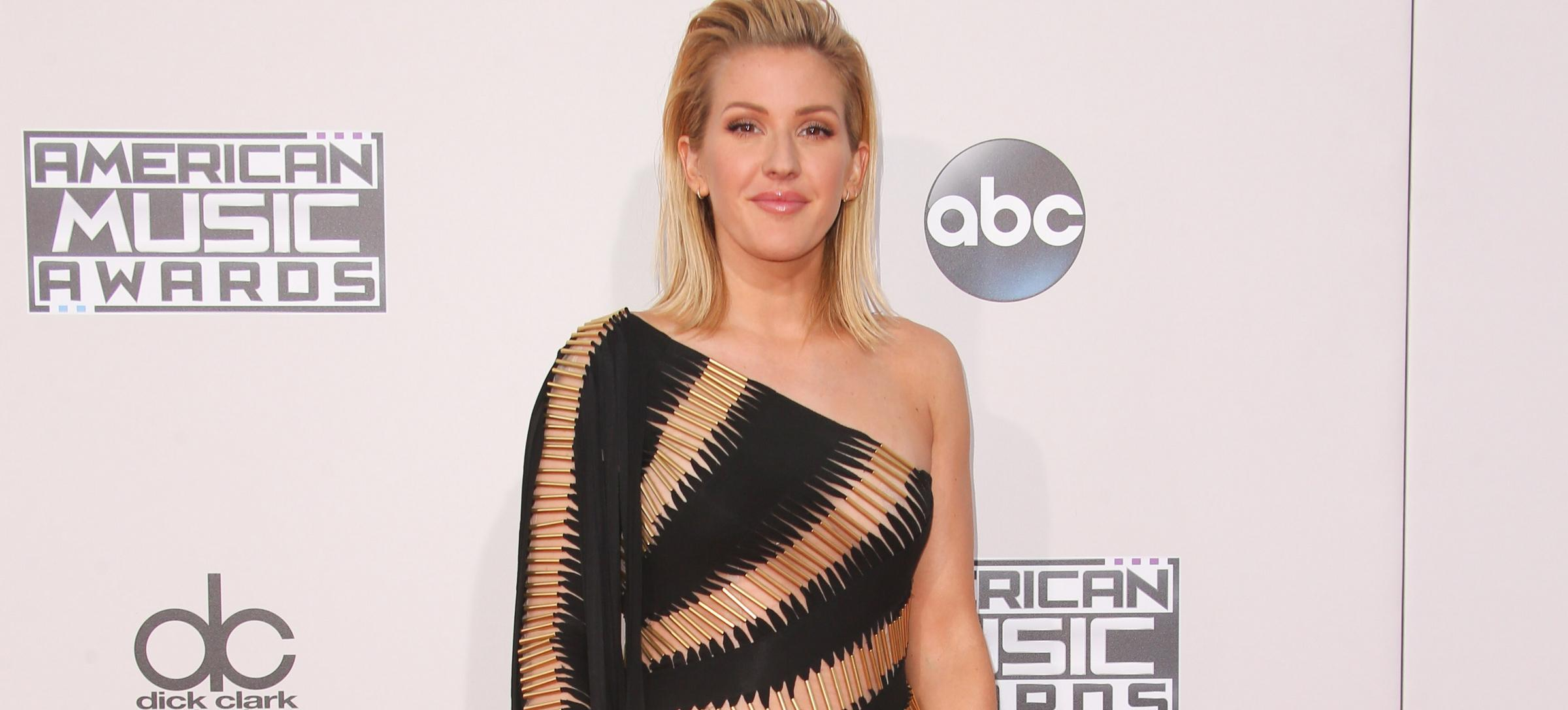 Ellie Goulding Talks Makeup Must-Have And Her New MAC Collection