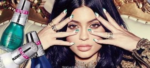 Kylie Jenner's New Nail Polish Collection Is Sinfully Perfect
